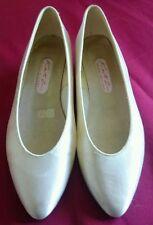 Katz Dancewear LTD Low Heel (0.5-1.5 in.) Satin Bridal Shoes