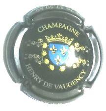 Capsule de Champagne Henry de Vaugency noir