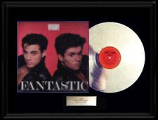WHAM GEORGE MICHAEL LP WHITE GOLD PLATINUM TONE VINYL RECORD RARE NON RIAA AWARD
