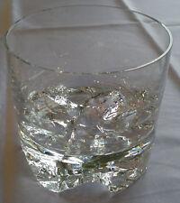 ORREFORS - ERIK Eiswürfel Glas - Old Fashion - TOP-Zustand