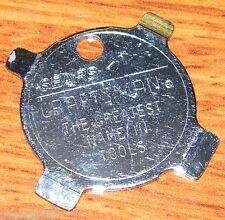 Genuine Vintage Sears (9 4160) Craftsman 4-Way Pocket Screwdriver Key Chain Only