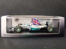 Spark - Lewis Hamilton - Mercedes - W05 - Abu Dhabi GP - 2014 - 1:43 - decals