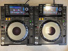 Pioneer MULTI PLAYER CDJ-2000 nexus Set 2 items
