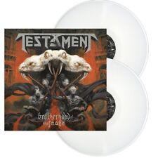 Testament-Brotherhood of the Snake - 2-lp Vinyle White Limited Gatefold NEUF NEW
