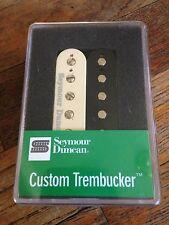 Seymour Duncan TB-5 Duncan Custom Trembucker Pickup Zebra NEW! 11103-17-Z