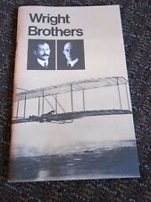 Wright Brothers History Photos Historical Handbook Memorial 1991 BOOK Free Ship