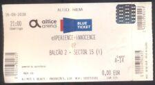 Ticket - Experience + Innocence - U2 in Portugal