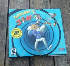 Earthworm Jim 3D & Bust a Move 4 (Microsoft Windows) 1999