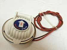 Master Winch Windlass Deck Up Foot Switch  in White