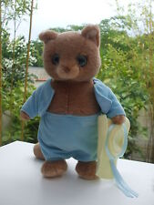 PELUCHE DOUDOU CHAT TOM KITTEN CHATON 28 CM AMI PETER RABBIT AUGUSTA DU BAY