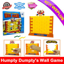 Humpty Dumpty Wall Game Fall Jenga Family Party Board Game Children Kid Toy Gift