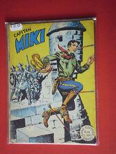 CAPITAN MIKI E IL GRANDE BLEK N° 14 -sgs dardo serie alternata 1970/1976 ALBO
