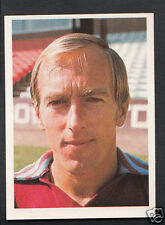 Football Sticker- Panini - Top Sellers 1977 - Card No 21