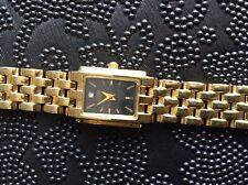 Gold Citizen Wrist Watch Hip Vintage!