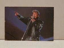 CPA Carte postale JOHNNY HALLYDAY à Bercy