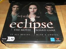 The Twilight Saga Eclipse The Movie Board game - tin edition - SAFE POST