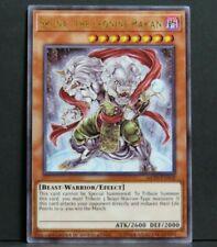 Skuna, The Leonine Rakan WCPS-EN902 - Proxy Custom Orica Yugioh Card
