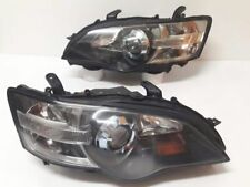 Subaru LIBERTY BPE BP5 BL5 STI HID Leveling Head Lights Lamp LEGACY 2003-05 Blue
