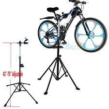 Fahrradmontageständer Fahrradständer Zentrierständer Werkzeug 30kg Fahrrad HO 05