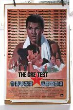 """Cassius Clay Muhammad Ali The Greatest movie poster 27"""" x 41"""""""