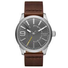 Diesel Uhr Herrenuhr Lederarmband Braun DZ1802