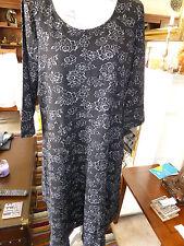 EVANS SKATER STYLE DRESS SIZE 18