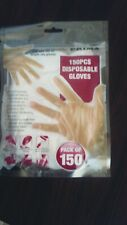 150 PC DISPOSABLE GLOVES DECORATING,DIY