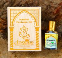 Chakra Krishna Musk Natural Perfume Oil Body Fragrance Long Lasting Parfum 10 ml