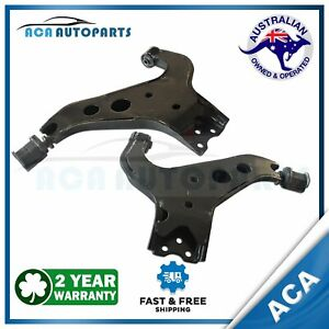 Front LH & RH Lower Control Arm for Nissan Pathfinder R50 Elgrand E50 1995-2005