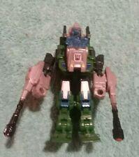 Transformers Energon Destruction Team Bruticus Maximus Kickback