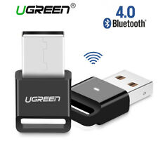 UGREEN USB Bluetooth Adapter V4.0 Dual Mode Wireless Bluetooth for Windows10 32
