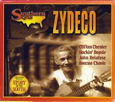 SOUTHERN STYLE - ZYDECO  - VARIOUS ARTISTS (NEW CD)