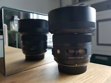 Sigma 30mm 1.4 ART DC HSM  af for Nikon excellent condition ++++