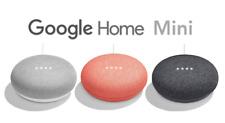 GOOGLE HOME MINI- SMART SMALL ARTIFICIAL INTELLIGENT - ALL COLORS - BRAND NEW