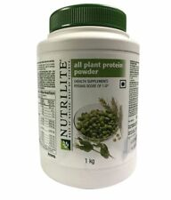 1kg Amway NUTRILITE All Plant Protein Cholesterol & Lactose Free Food