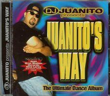 DJ JUANITO PRESENTS JUANITO'S WAY - ULTIMATE DANCE ALBUM - CD - NEW