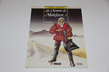 Les Chemins de Malefosse T5 L'or blanc EO / Bardet / Dermaut // Glénat