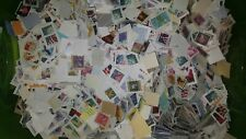 US Used/Canceled Postage Stamps Over 3 Ounces On Paper Stamps