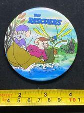 Disney Pin Button - The Rescuers - Bernard Bianca