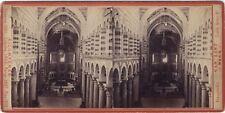 Van Lint Pise Pisa Italie Italia Photo Stereo Vintage Albumine ca 1870