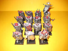 Age of Sigmar-caos-Slave to Darkness - 15x Warriors-guerrieri caos