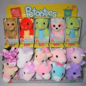 "PETOOTIES PETS 4"" 10cm Mini Plush Fantasy Series 3 Selection"