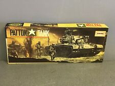 Patton Tank Aurora Model Kit 1960's unbuilt