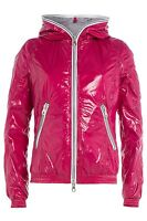 Authentic New Duvetica Padded Acanto Jacket in Magenta 42 uk 10