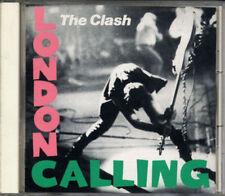 THE CLASH London Calling JAPAN 1st Press CD 1988 25 8P-5060