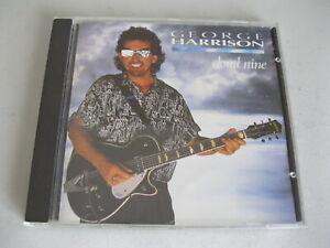 George Harrison - Cloud Nine 9, CD produced by Jeff Lynne, Dark Horse,11 tracks