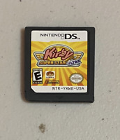 Kirby Super Star Ultra for Nintendo DS and Nintendo Dsi