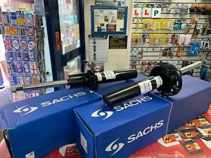 Audi A3 8P 2003-2013 Front Shock Absorber **BRAND NEW PAIR OEM GENUINE SACHS**