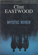 Dvd + Libro Clint Eastwood **MYSTIC RIVER** con Sean Penn Kevin Bacon nuovo 2003
