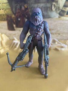 Star Wars POTF Chewbacca 1995 Action Figure Hasbro Kenner 143